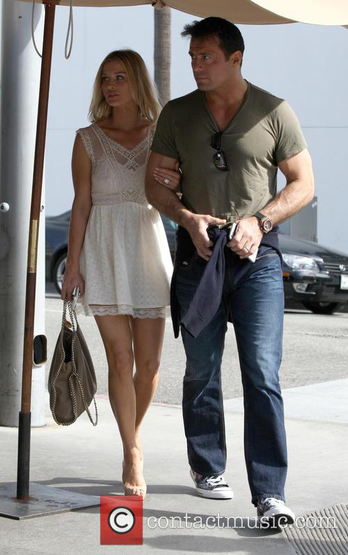 Joanna Krupa and Romain Zago 5