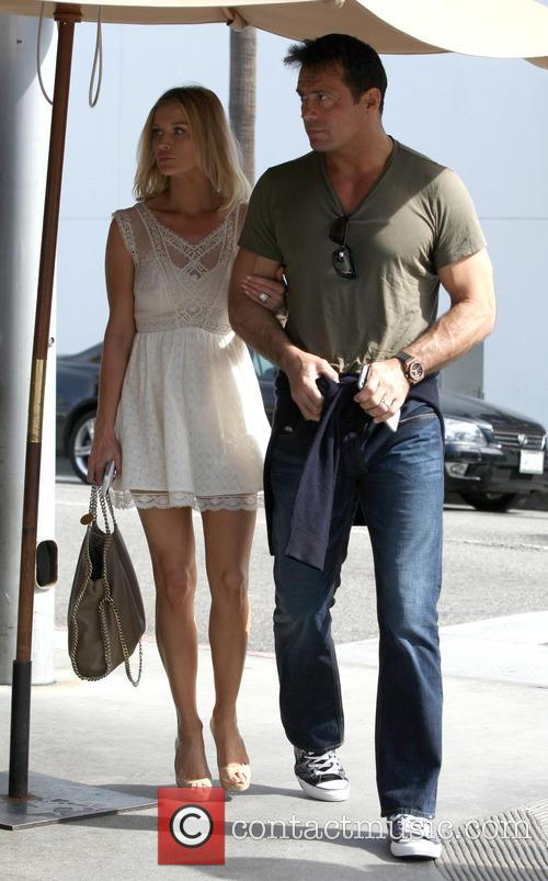 Joanna Krupa and Romain Zago 6