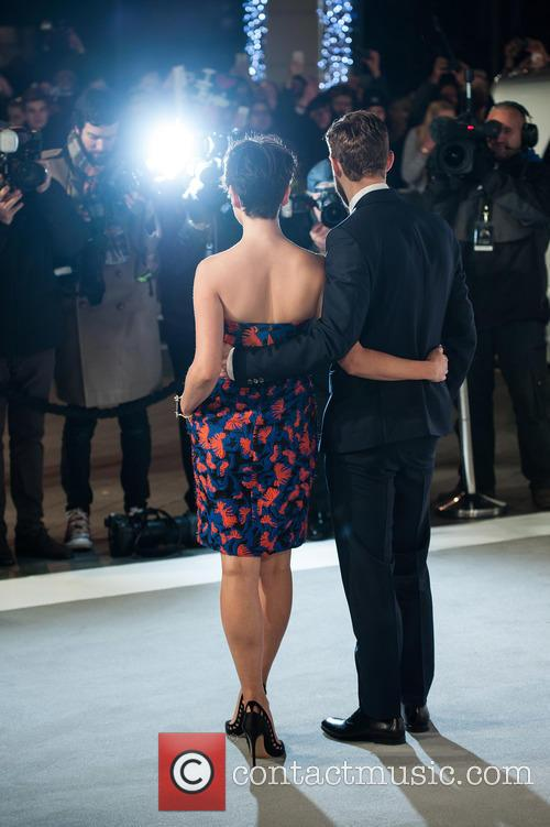 Amelia Warner and Jamie Dornan 2