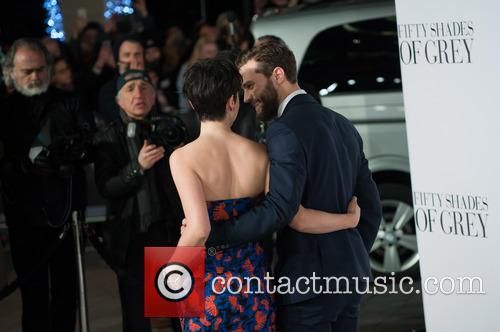 Amelia Warner and Jamie Dornan 3