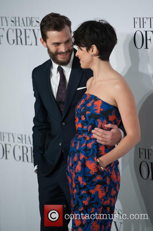 Amelia Warner and Jamie Dornan 4