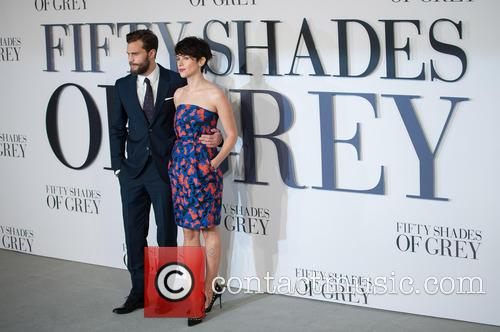 Amelia Warner and Jamie Dornan 5