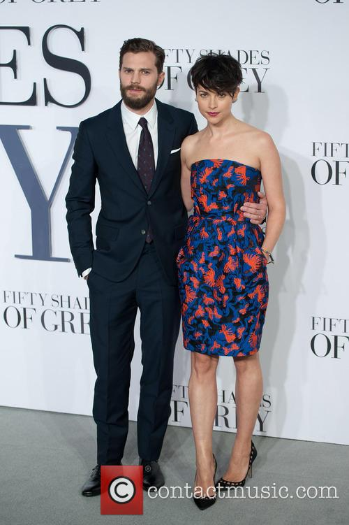 Amelia Warner and Jamie Dornan 6