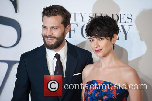 Amelia Warner and Jamie Dornan 7