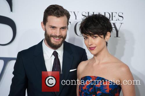Amelia Warner and Jamie Dornan 8