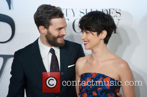 Amelia Warner and Jamie Dornan 9
