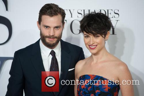 Amelia Warner and Jamie Dornan 10