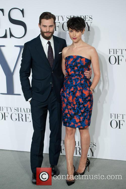 Amelia Warner and Jamie Dornan 11