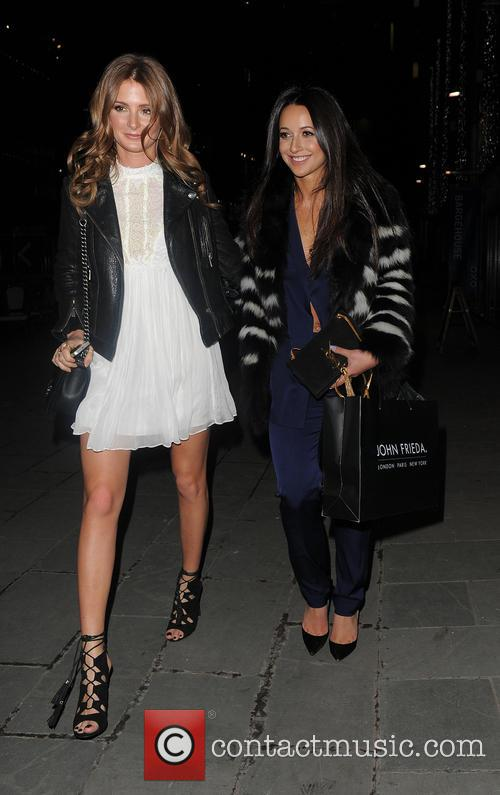 Millie Mackintosh and Roxie Nafousi 1
