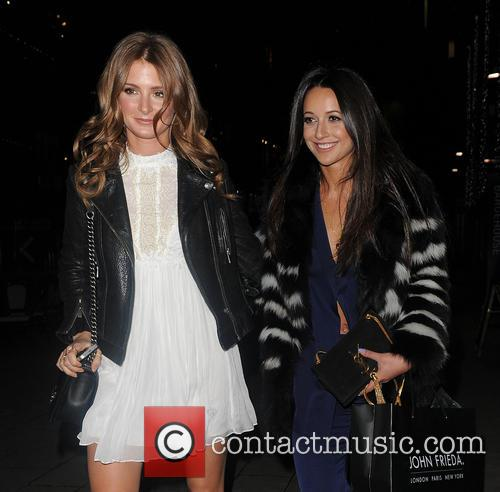 Millie Mackintosh and Roxie Nafousi 6