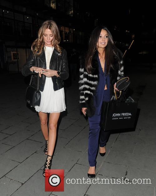 Millie Mackintosh and Roxie Nafousi 7