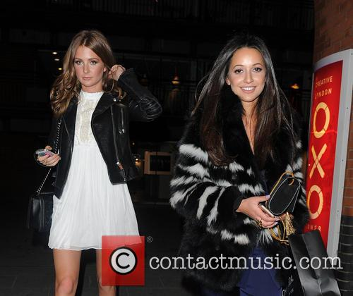 Millie Mackintosh and Roxie Nafousi 9
