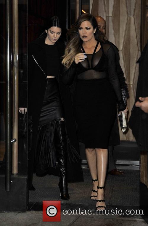 Khloe Kardashian and Kendall Jenner 8