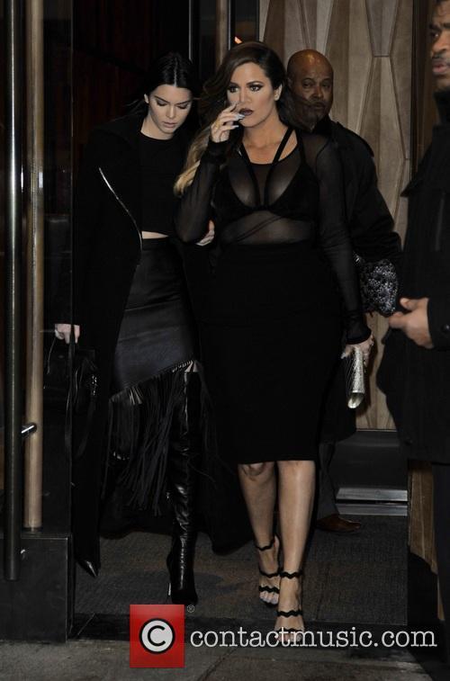 Khloe Kardashian and Kendall Jenner 9