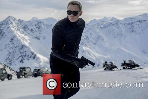 First Look Image of Daniel Craig in 'Spectre'