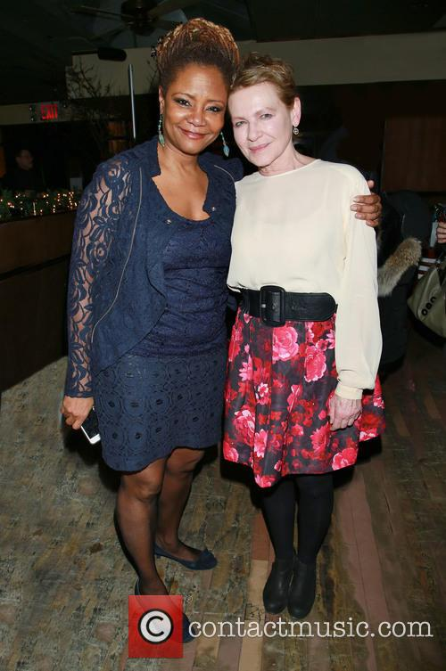 Tonya Pinkins and Dianne Wiest 2