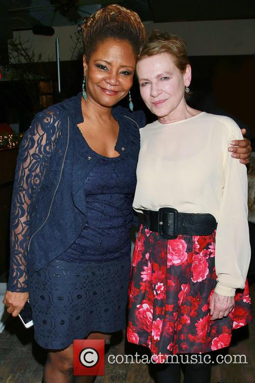 Tonya Pinkins and Dianne Wiest 4