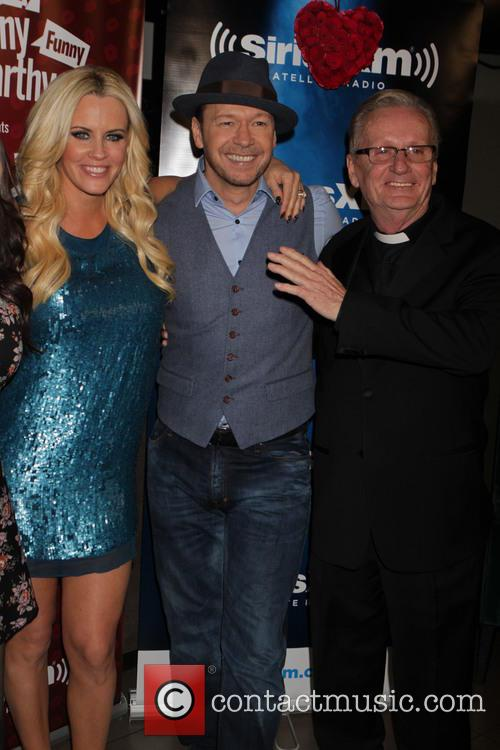 Jenny Mccarthy, Donny Wahlberg and Dan