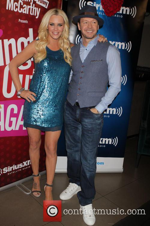 Jenny Mccarthy and Donny Wahlberg 2