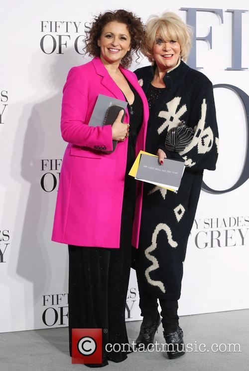 Nadia Sawalha and Sherrie Hewson 2