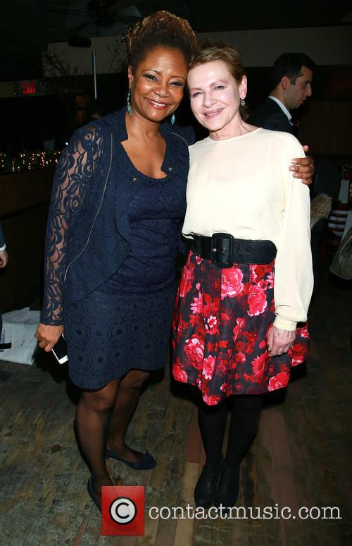 Tonya Pinkins and Dianne Wiest 1