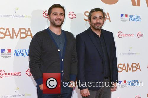 Olivier Nakache and Eric Toledano 2