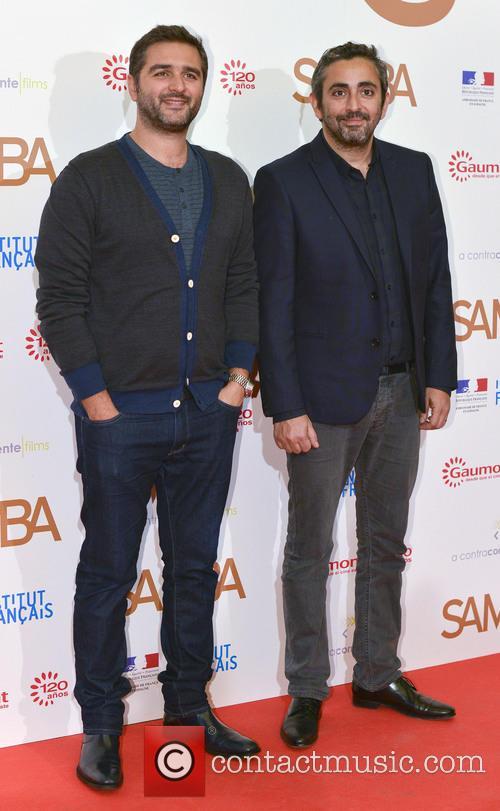 Olivier Nakache and Eric Toledano 3