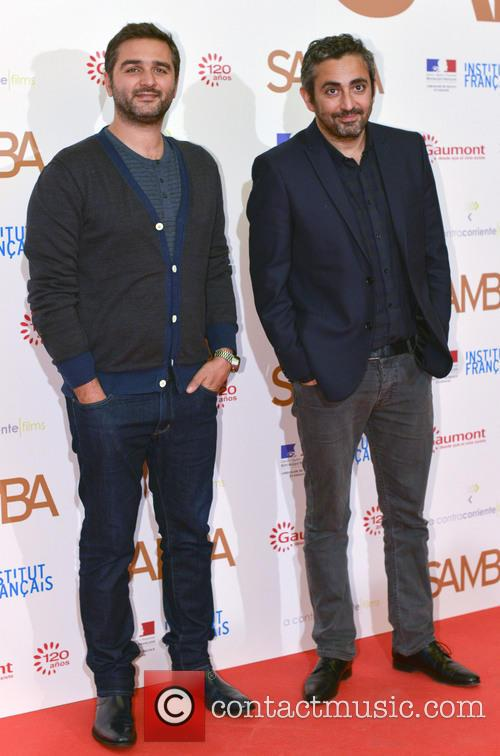 Olivier Nakache and Eric Toledano 1