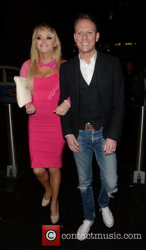 Antony Cotton and Katie Mcglynn 2