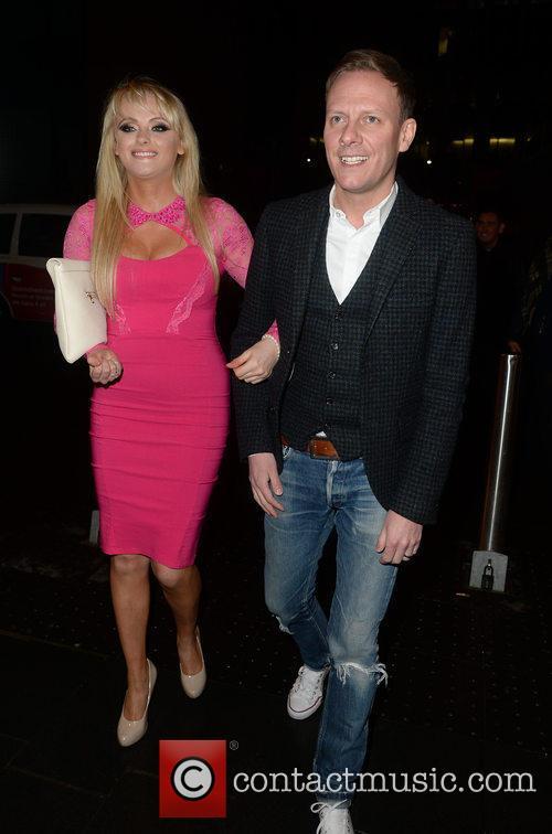 Antony Cotton and Katie Mcglynn 3
