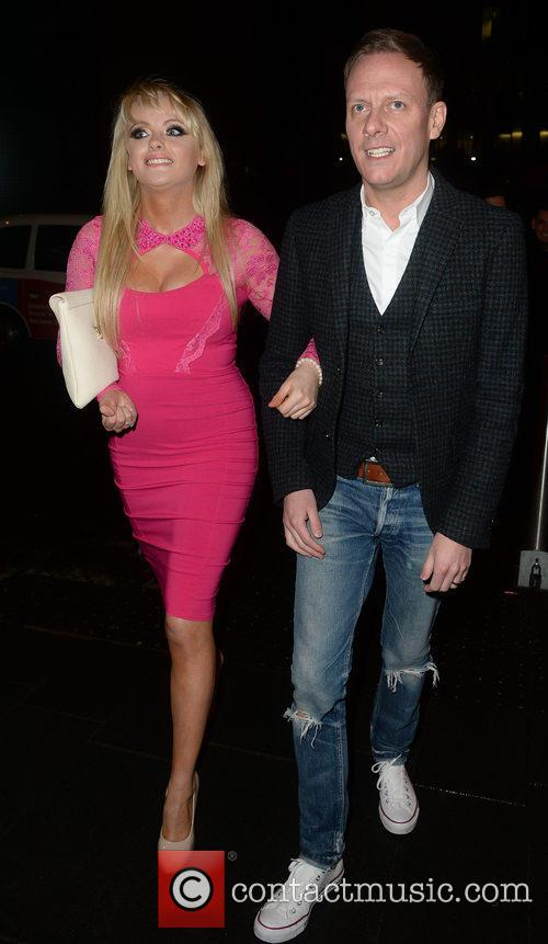Antony Cotton and Katie Mcglynn 4