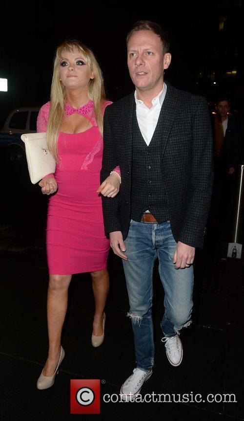 Antony Cotton and Katie Mcglynn 5