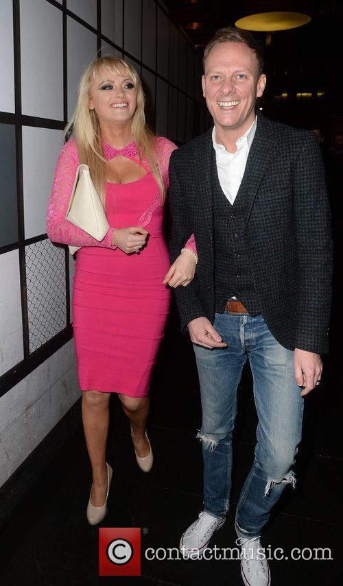 Antony Cotton and Katie Mcglynn 6