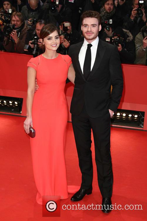 Richard Madden and Jenna Coleman 2