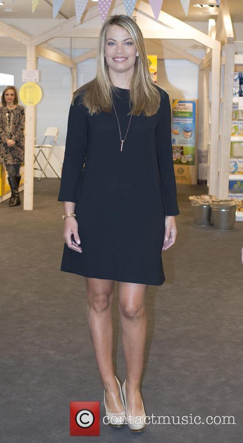 Carla Goyanes attends a photocall for 'Mundo del...