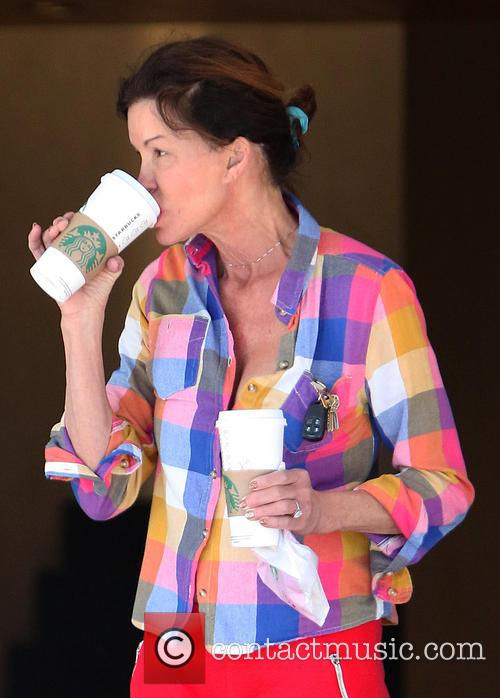 Janice Dickinson out and about in Beverly Hills...