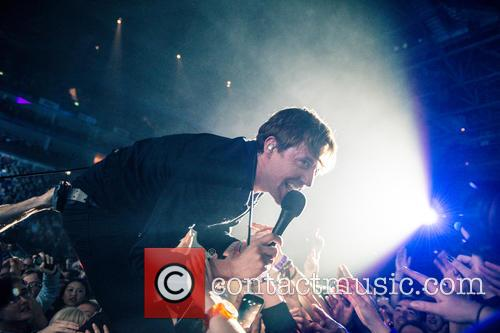 Ricky Wilson, Atmosphere and Kaiser Chiefs 8