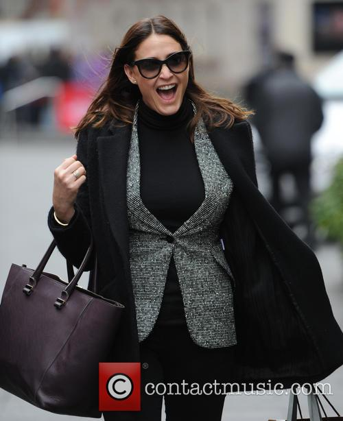 Lisa Snowdon in London