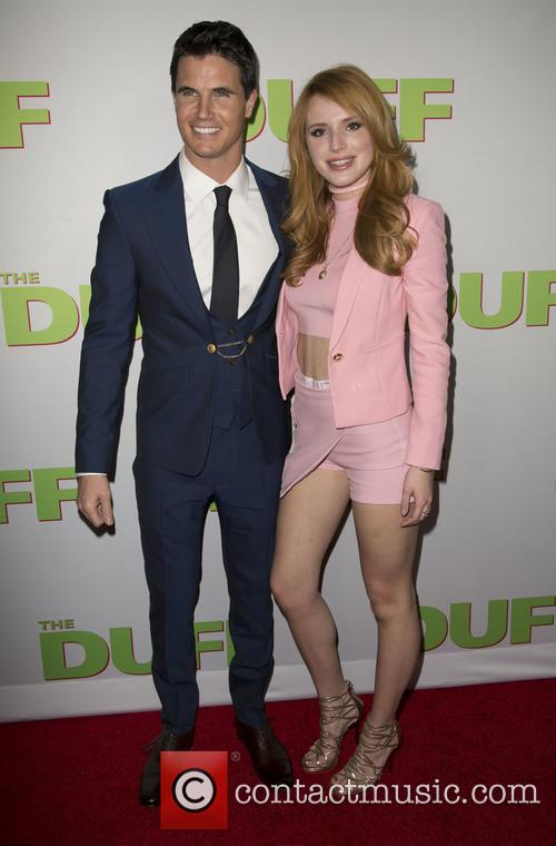 Robbie Amell and Bella Thorne 11