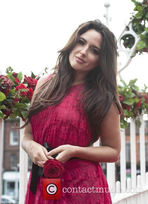 Nadia Forde Valentines Day 2015 Photocall