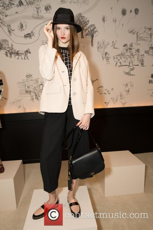 Mercedes-benz Fashion Week Fall, Kate Spade and Presentation 5