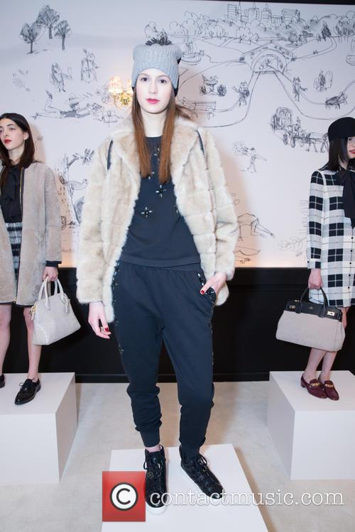 Mercedes-benz Fashion Week Fall, Kate Spade and Presentation 7