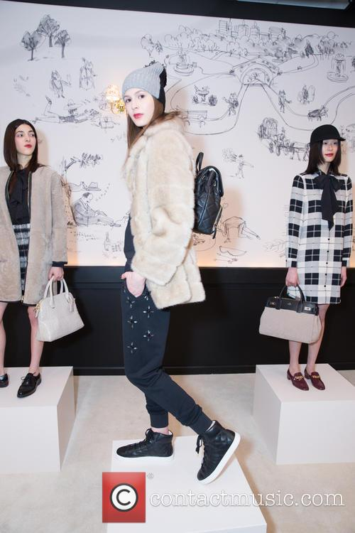 Mercedes-benz Fashion Week Fall, Kate Spade and Presentation 8