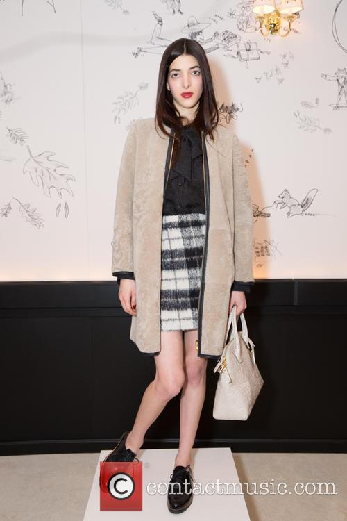 Mercedes-benz Fashion Week Fall, Kate Spade and Presentation 9