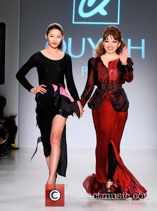 Quynh Chau and Quynh Paris 2
