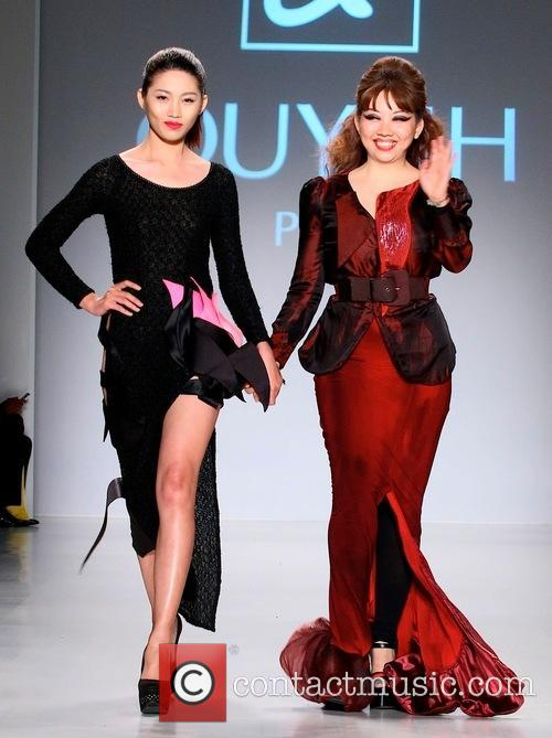 Picture Quynh Chau And Quynh Paris New York City New York United States Friday 13th February