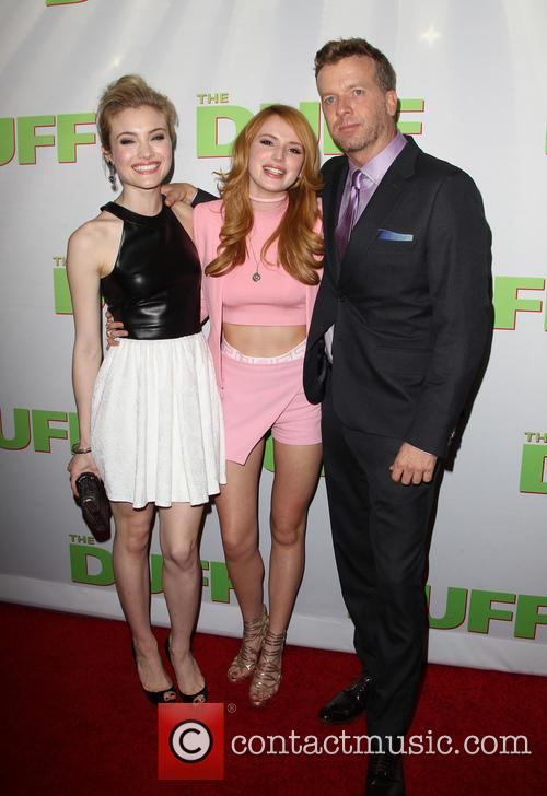 Skyler Samuels, Bella Thorne and Mcg 3