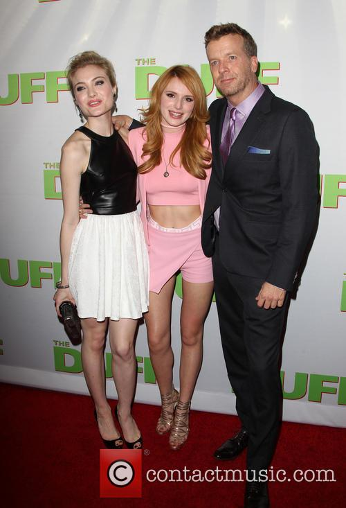 Skyler Samuels, Bella Thorne and Mcg 4