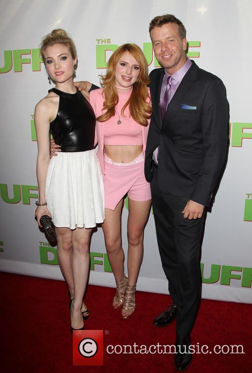 Skyler Samuels, Bella Thorne and Mcg 5
