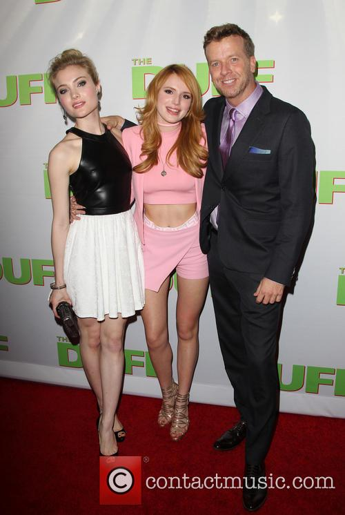 Skyler Samuels, Bella Thorne and Mcg 1